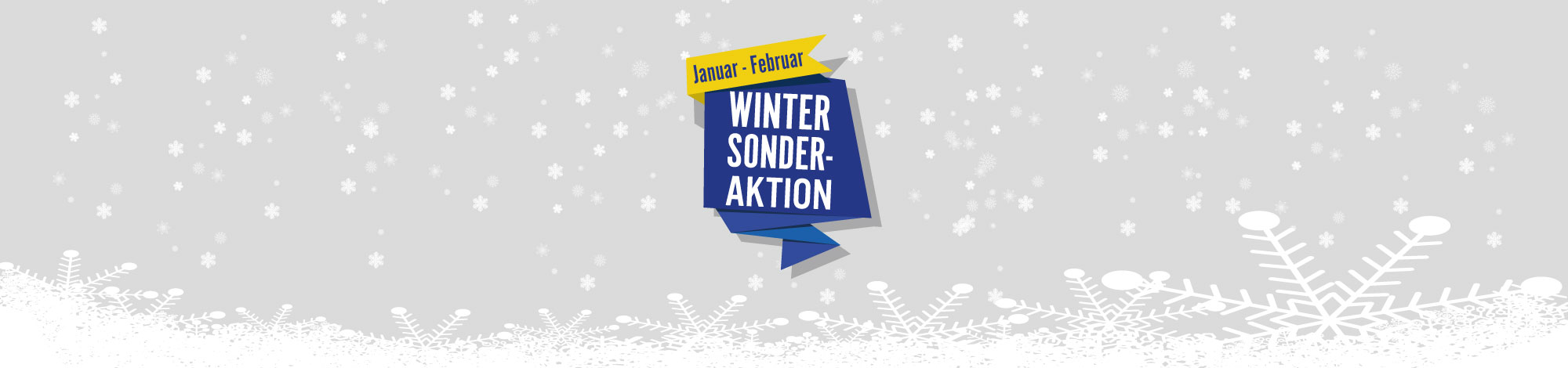 Winter Sonderaktion